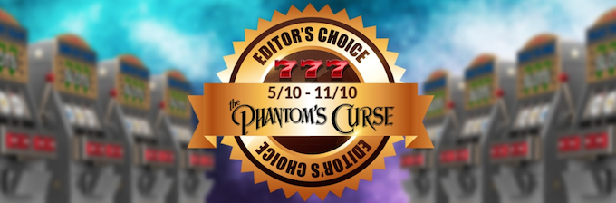 60 tiradas gratis con The Phantom's Curse